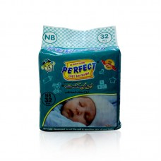 Perfect Baby Diapers New Born 32pcs