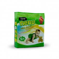 Nenu Baby Diapers Small 50pcs