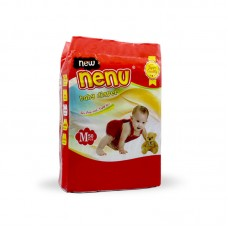 Nenu Baby Diapers Medium 50pcs