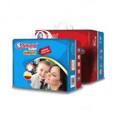 Shield Baby Diapers Large 26pcs