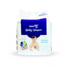 Chaseup Baby Diapers New Born 50pcs