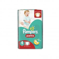 Pampers Baby Pants 4 Maxi 56pcs