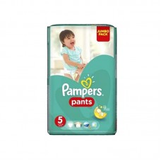 Pampers Baby Pants 5 Junior 52pcs