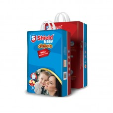Shield Baby Diapers Extra Large 46pcs