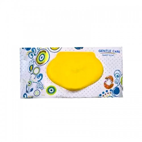 Leo Gentle Care Baby Wipes 80pcs