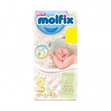 Molfix Baby Diapers 2 Mini 40pcs