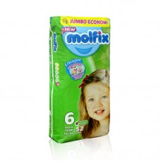 Molfix Baby Diapers 6 XLarge 46pcs