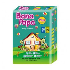 Bona Papa Baby Diapers XXLarge 50pcs