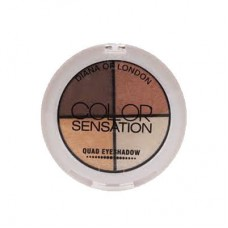 D.O.L Color Sensation Quad Eye Shadow 05 3.6gm