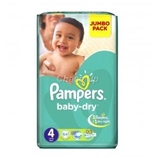 Pampers Baby Diapers 4 Maxi 16pcs