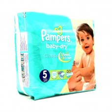 Pampers Baby Diapers 5 Junior 30pcs