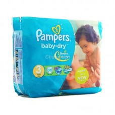 Pampers Baby Diapers 3 Medi 36pcs