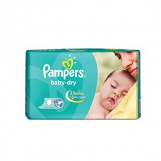 Pampers Baby Diapers 1/2 Mini 80pcs
