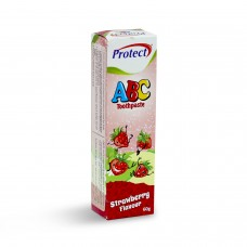 Protect ABC Strawberry Tooth Paste 60gm