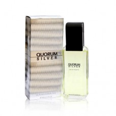Antonio Puig Quorum Silver EDT 100ml