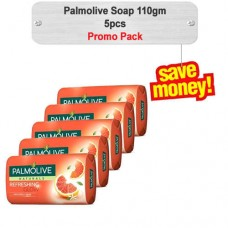 Palmolive Soap Promo Pack 110gm 5pcs