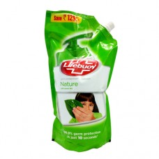 Lifebuoy Nature Hand Wash Pouch 185ml (Ind)