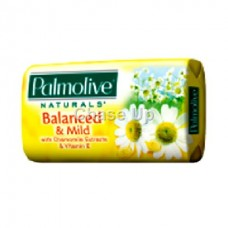 Palmolive Balanced & Mild Soap (White) 150gm