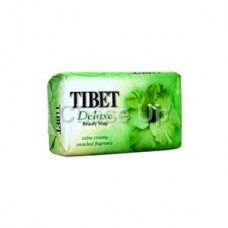 Tibet Deluxe Soap 75gm (Green)