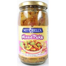 Mitchells Mixed Pickle Bottle 340gm