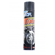 7CF Foaming Tyre Rejuvenator Car Cleaner 650ml