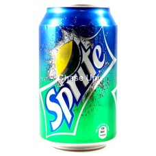 Coke Sprite Soft Drink Can 330ml PK