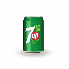 Pepsi 7up Slim Soft Drink Can 250ml