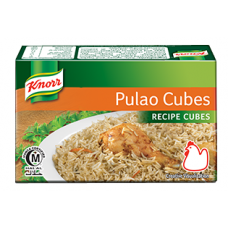 Knorr Pulao Recipe Cubes 20gm