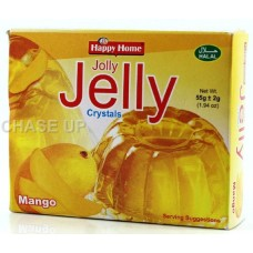 Happy Home Jolly Mango Jelly Mix 55gm