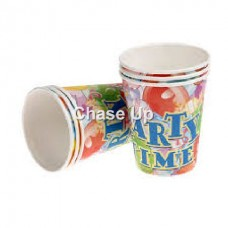 Rose Petal Paper Disposable Cup 200cc 12pcs