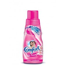 Comfort Lily Fresh Fabric Conditioner Bottle 400ml