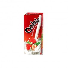 Oolala Strawberry Flavored Milk 250ml