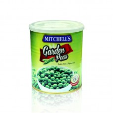 Mitchells Garden Peas Tin 850gm