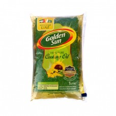 Golden Sun Cooking Oil Pouch 1ltr