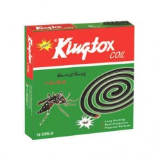 Kingtox Mosquito Coil Box 10pcs