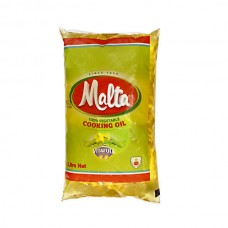 Malta Cooking Oil Pouch 1ltr