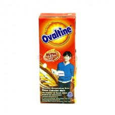 Ovaltine Hot Liquid Drink Tetra 190ml