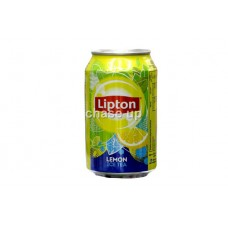 Lipton Lemon Liquid Ice Tea Can 325ml