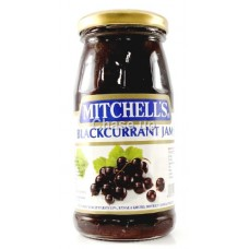 Mitchells Black Currant Jam 340gm
