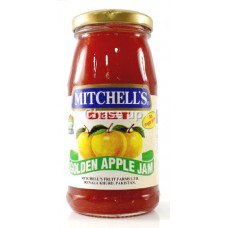 Mitchells Diet Golden Apple Jam 325gm