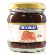 Mitchells Strawberry Jam 200gm