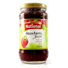 National Strawberry Jam 440gm