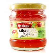 National Mix Fruit Jam 200gm