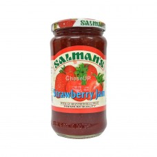 Salmans Strawberry Jam 450gm