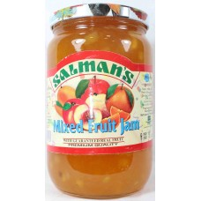 Salmans Mix Fruit Jam 900gm