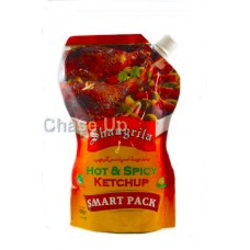 Shangrila Hot & Spicy Ketchup Pouch 500gm
