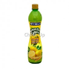 Mitchells Lemon Barlay Squash 800ml