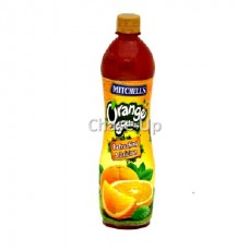 Mitchells Orange Squash 800ml