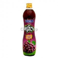 Mitchells Red Grape Squash 800ml