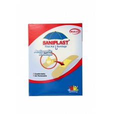 Saniplast First Aid Bandage Medium 20pcs